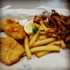 SweetLips Fish and Chips