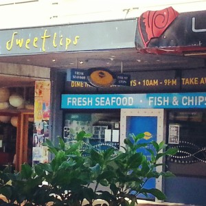 Sweetlips Shop Front